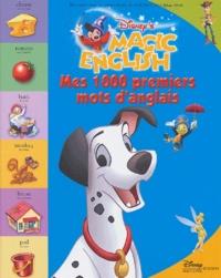 Disney - Mes 1000 premiers mots d'anglais.