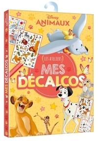 Disney - Mes décalcos Disney animaux - Les ateliers.