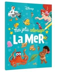 Disney - Mes jolis coloriages La mer.