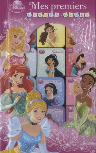 Disney - Mes premiers livres-cubes - Disney Princesses.