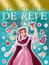 Disney - Mes stickers de rêve Disney Princesses.