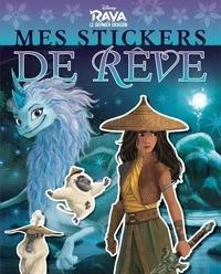 Disney - Mes stickers de rêve Raya et le dernier dragon.