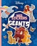 Disney - Mes stickers géant Disney.