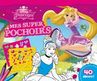 Disney - Mes supers pochoirs.