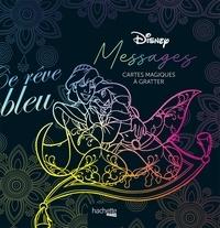 Disney - Messages - Cartes magiques à gratter. Avec un stylet.