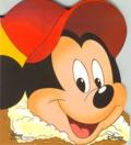 Disney - Mickey sportif.