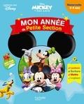 Disney - Mon année de petite section Mickey.