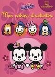 Disney - Mon cahier d'activités - Avec des autocollants.