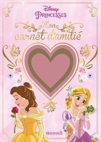 Disney - Mon carnet d'amitié Disney Princesses.