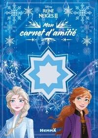 Disney - Mon carnet d'amitié La Reine des Neiges II.