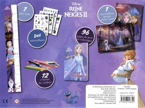 Mon Coffret Magique La Reine Des Neiges Ii Avec De Disney Livre Decitre