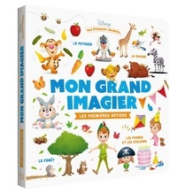Disney - Mon grand imagier - Les premières notions.