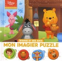 Disney - Mon imagier puzzle Winnie et ses amis.
