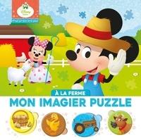 Disney - Mon imagier puzzle - A la ferme.