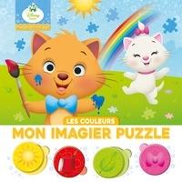 Disney - Mon imagier puzzle - Les couleurs.