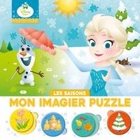 Disney - Mon imagier puzzle - Les saisons.