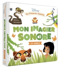 Disney - Mon imagier sonore La jungle.