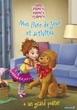 Disney - Mon livre de jeux et activités Fancy Nancy Clancy - Avec un grand poster.