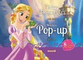 Disney - Mon livre pop-up Disney Princesses - 8 scènes en relief.