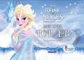 Disney - Mon livre pop-up la Reine des Neiges - 8 scènes en relief.