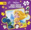 Disney - Mon petit livre puzzle Disney princesses Raiponce.