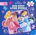 Disney - Mon petit livre puzzle Disney Princesses - Bal royal.