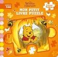 Disney - Mon petit livre puzzle Winnie l'ourson.