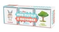 Mon puzzle à histoires Disney Baby - Les animaux de la forêt.pdf