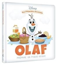 Disney - Olaf prépare un pique-nique.