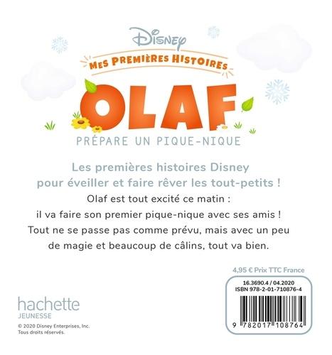 Olaf prépare un pique-nique