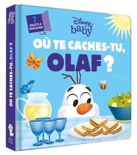Disney - Où te caches-tu, Olaf ?.