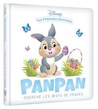 Disney - Panpan cherche les oeufs de Pâques.