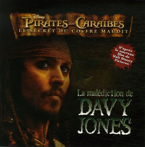 Pirates Des Caraibes Davy Jones