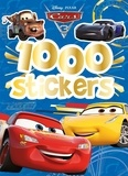 Disney Pixar - 1000 stickers Cars.