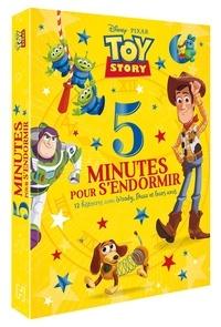 Disney Pixar - 12 histoires avec Woody, Buzz et leurs amis.