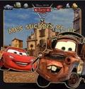 Disney Pixar - Cars 2 - Mes stickers en or.