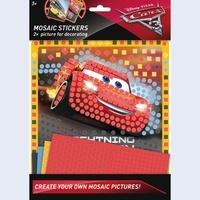 Disney Pixar - Cars 3 - Mosaic stickers.