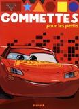 Disney Pixar - Cars 3 - Gommettes pour les petits.
