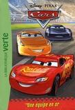 Disney Pixar - Cars Tome 4 : Une équipe en or.
