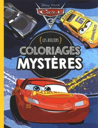 Cars Les Ateliers Coloriages Mysteres Disney Pixar Vincent