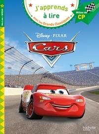 Disney Pixar et Isabelle Albertin - Cars - Milieu de CP niveau 2.