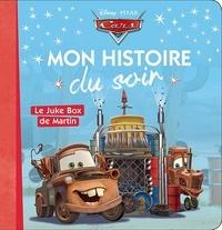 Disney Pixar - Cars - Le Juke-box de Martin.