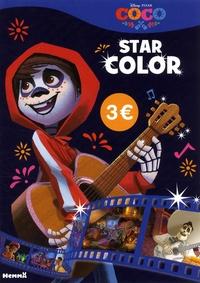 Disney Pixar - Coco star color.