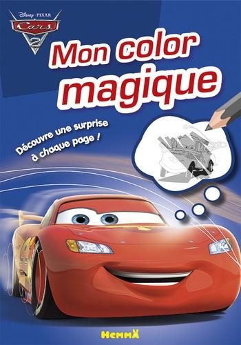 Disney Pixar Cars 2 Coloriage Magique Disney Pixar Decitre
