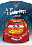 Disney Pixar - Disney Pixar Cars 3 - + stickers.