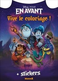 Disney Pixar - En avant ! - Avec stickers.
