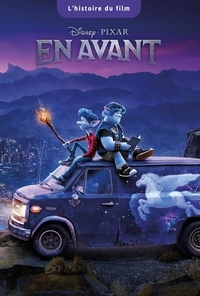 Disney Pixar - En avant.