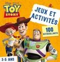 Disney Pixar - Jeux et activités Toy Story - 3-5 ans.