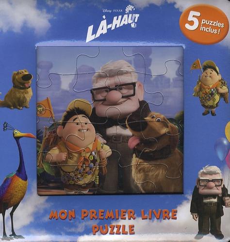 Disney Pixar - Là-haut - Mon premier livre puzzle.