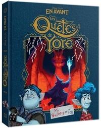 Disney Pixar - La quête de Yore - En avant.